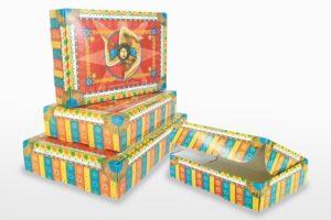 scatole automontanti pasticceria