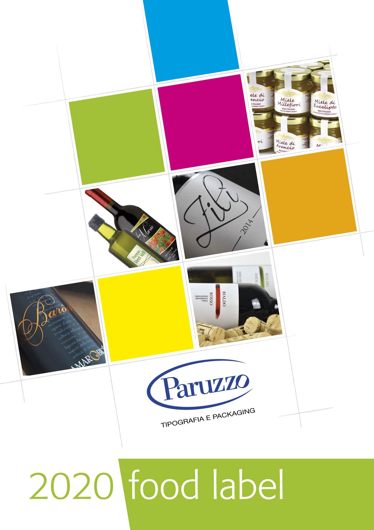 catalogo etichette food, etichette vino, catalogo etichette olio, catalogo etichette marmellate